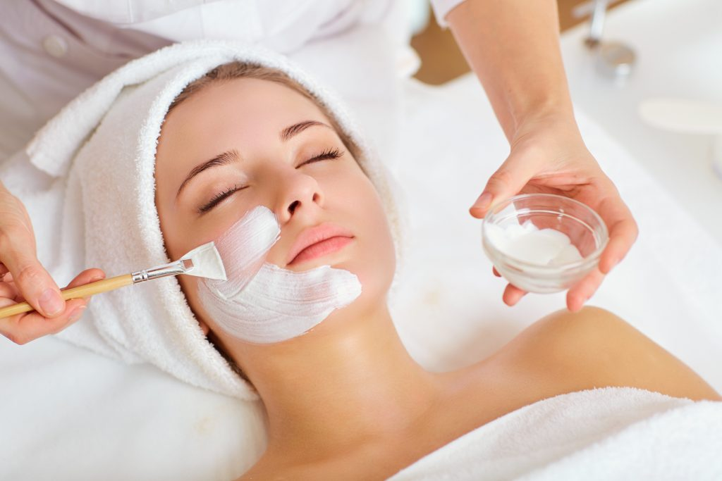 Put Your Best Face Forward: Exploring Facials